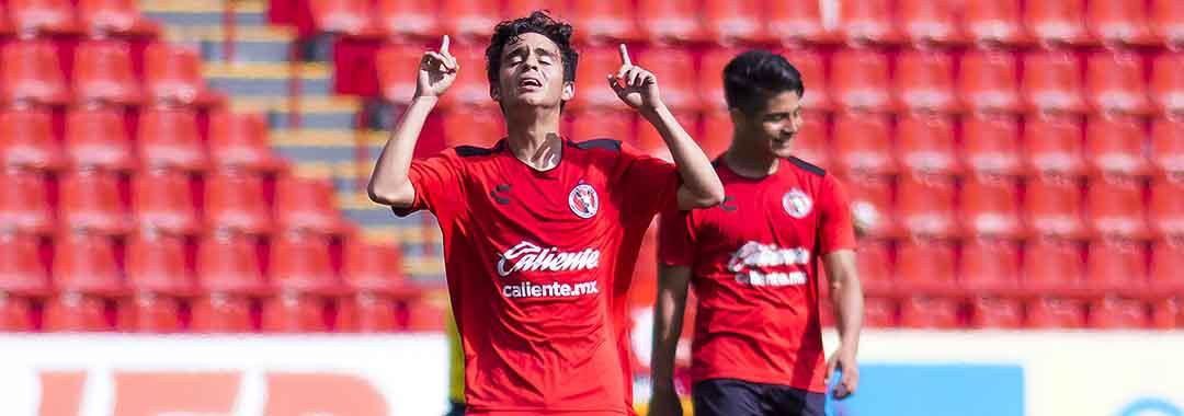 Tijuana le Pegó a Toluca.