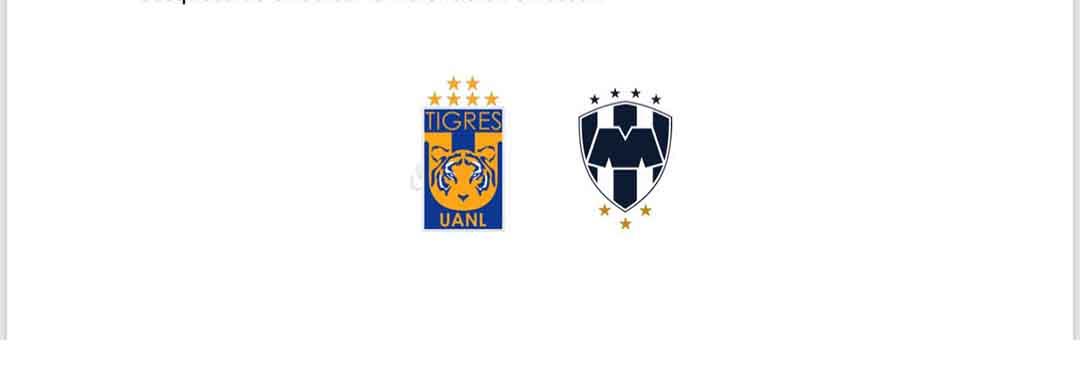 Comunicado Oficial de Club Tigres y Club Monterrey