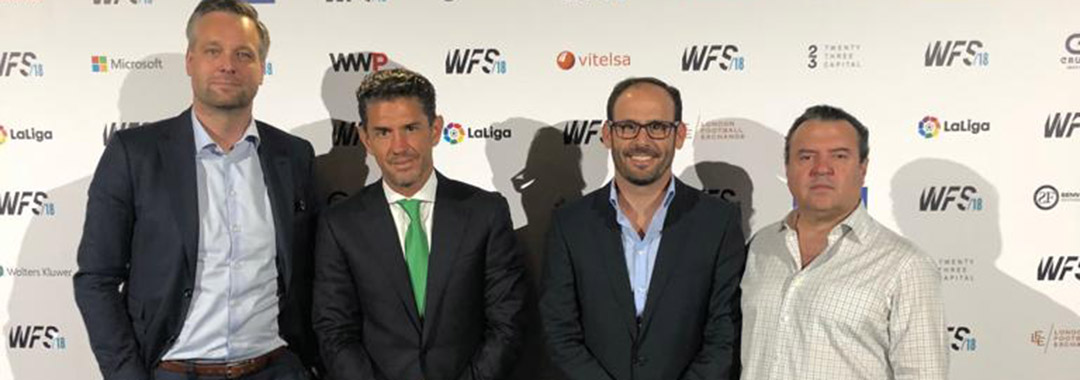 Alejandro Irarragorri Habló en el World Football Summit 2018