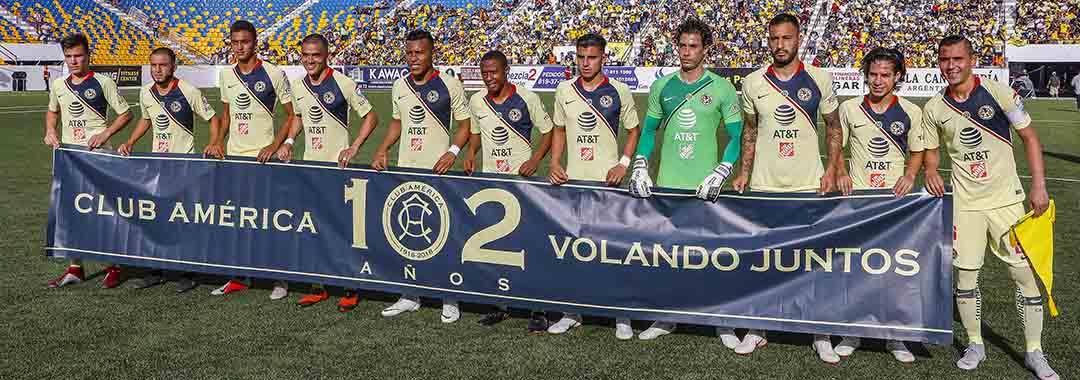 Gallos Venció al Club América.