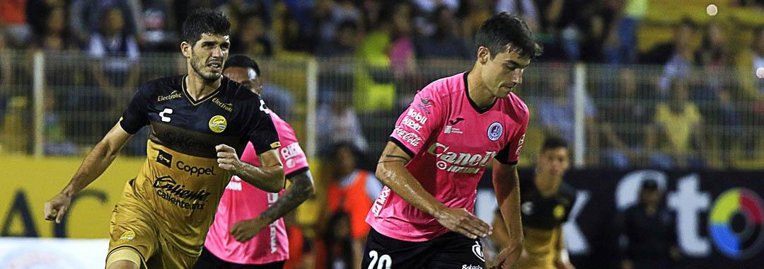 Dorados y Atlético de San Luis, Igualados.