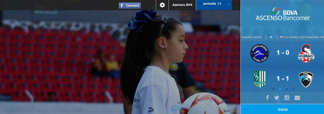 Revista Digital ASCENSO Bancomer MX: Jornada 15.