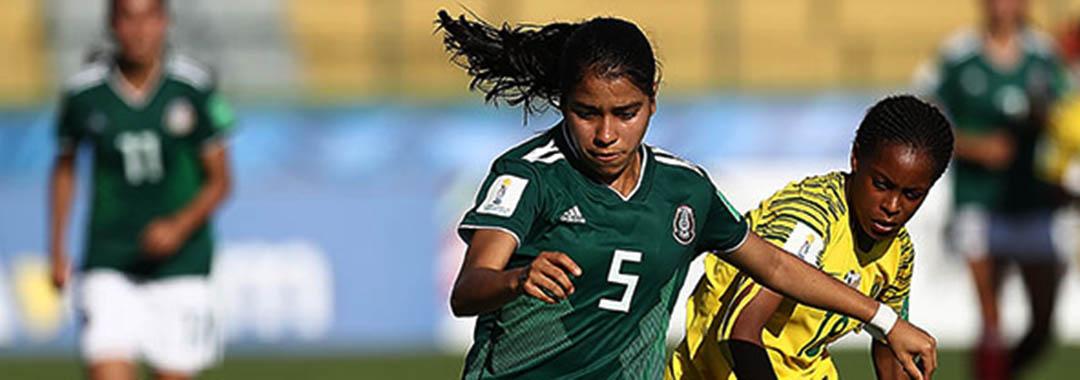 México Inició el Mundial Sub 17 con Empate