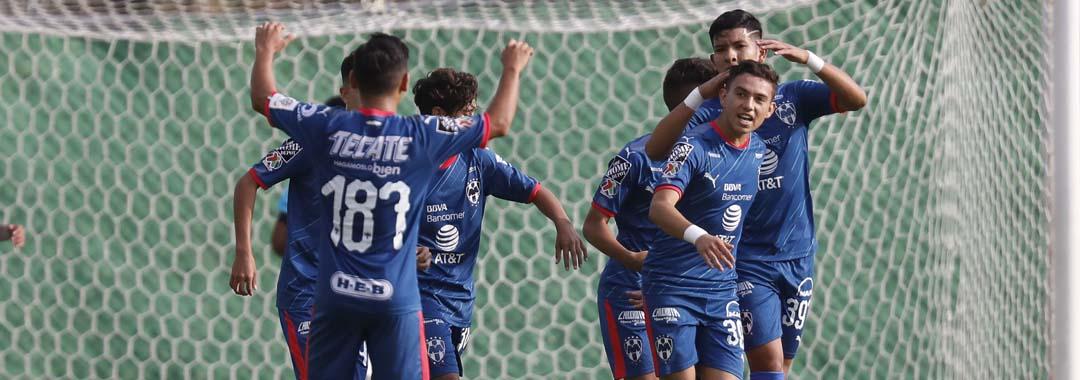 Monterrey Goleó a Chivas.