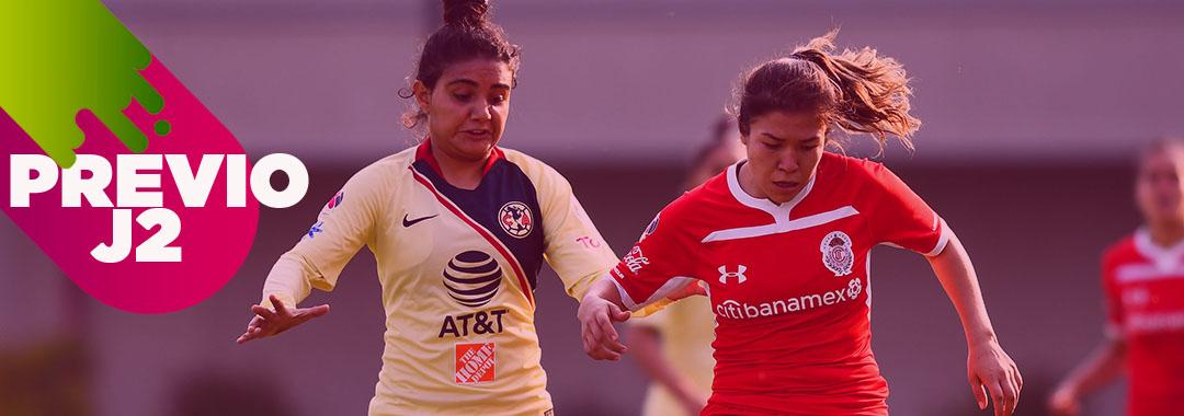 b5f75f5f52da9 La segunda jornada del Clausura 2019 de la LIGA MX Femenil esta por iniciar  y el telón se abrirá con uno de los juegos más atractivos del calendario.