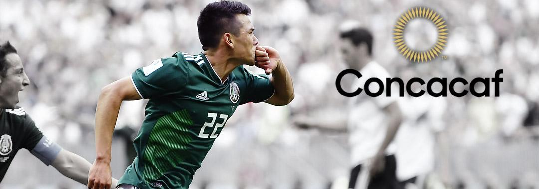 El Futbol Mexicano Recibe 12 Reconocimientos de CONCACAF