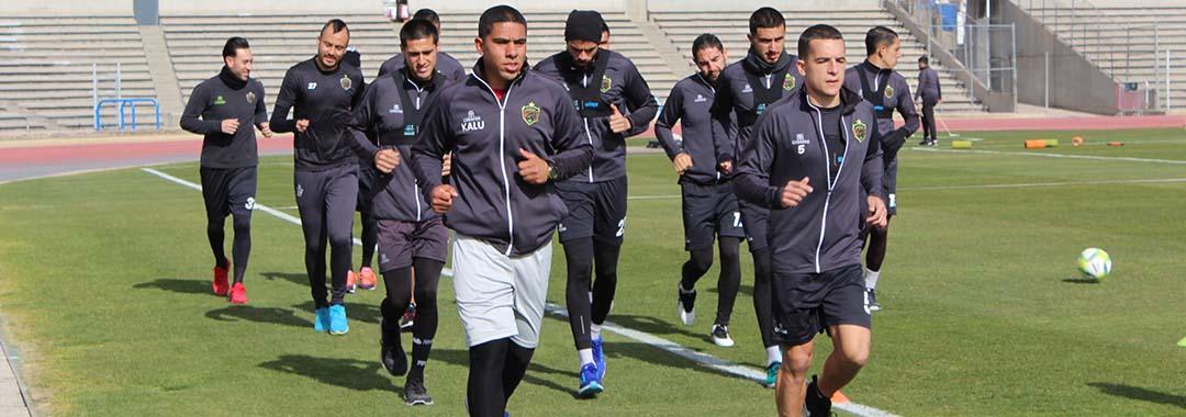 FC Juárez Trabajaron en Dos Grupos.