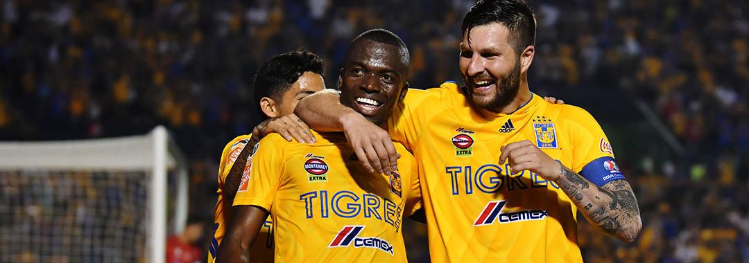 Tigres se Quedó con los Tres Puntos