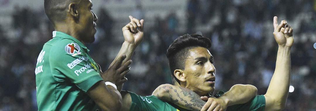 León Sigue con su Buen Momento, Ahora Venció al Toluca