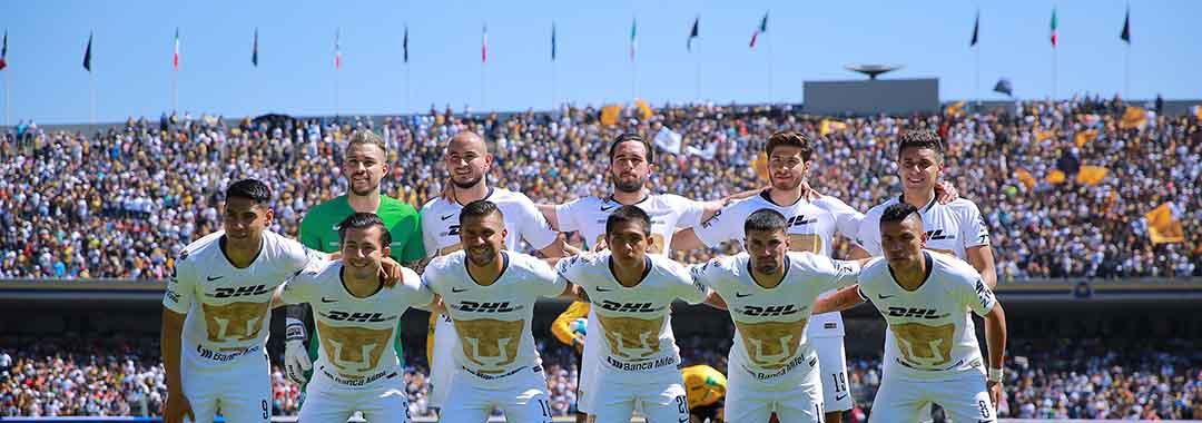 Con 9 Canteranos, Pumas Ganó el Clásico Capitalino