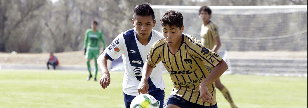 Pumas Derrota al Puebla