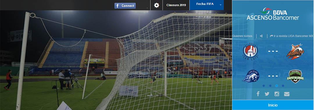 Revista Digital ASCENSO Bancomer MX: Fecha FIFA