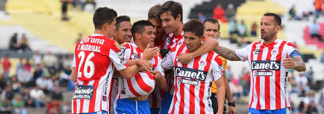 El Líder Atlético de San Luis en el ASCENSO MX