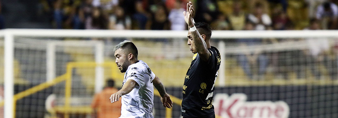 Reporte Disciplinario del Partido Dorados vs FC Juárez.