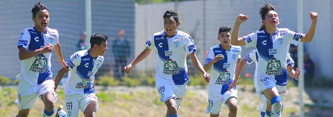 Pachuca Primer Finalista Del Torneo Primavera 2019.