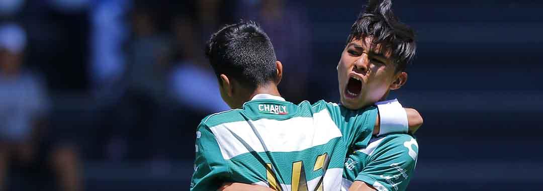 Santos Está en la Gran Final.
