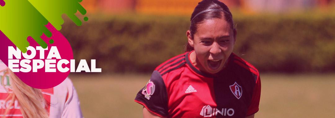 Zellyka Arce, Cumpliendo Sueños en la  LIGA MX Femenil.