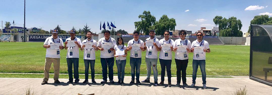 ¡Vivieron la Experiencia de la LIGA Bancomer MX Sub-13!