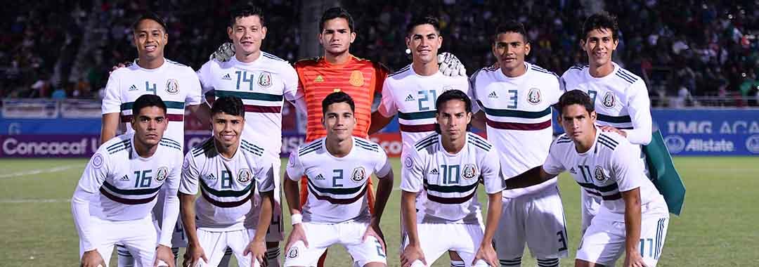 Convocatoria de la Selección Nacional Sub-20