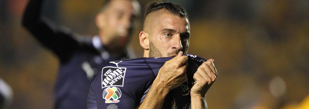 Rayados Tomó Ventaja en la Final de CONCACAF