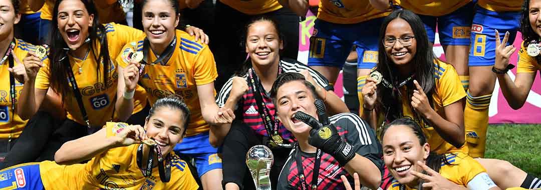 Tigres Campeonas Del Clausura 2019