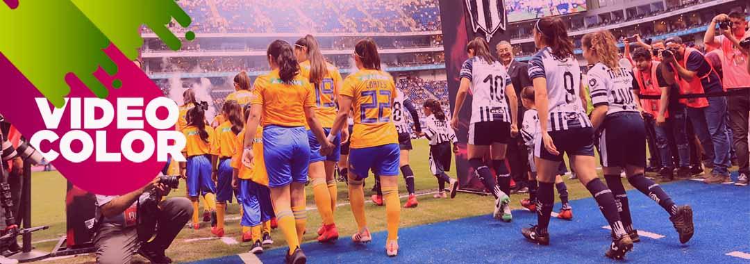 El Color de la Gran Final. Tigres es Campeón de la LIGA MX Femenil