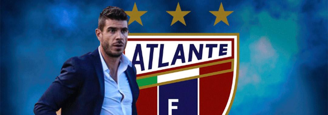Alex Diego, Nuevo DT Del Atlante.