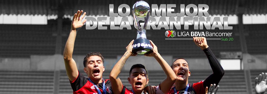 Lo Mejor de la Gran Final de la LIGA Bancomer MX Sub 20