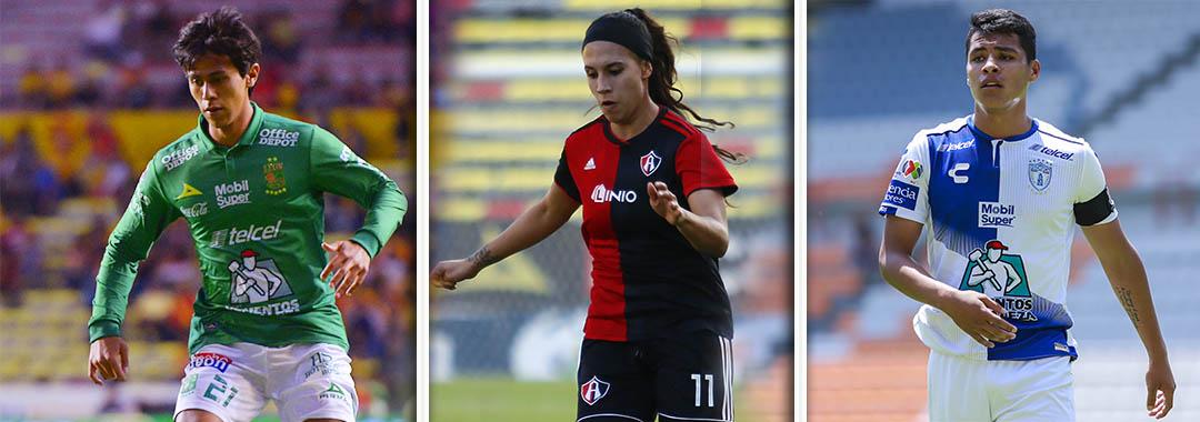 Los Mejores Goleadores Mexicanos del CL19