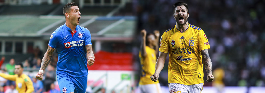 Cruz Azul y Tigres, Protagonistas del Año Futbolístico