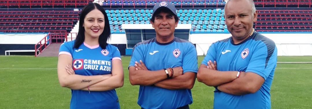 Cruz Azul Femenil Presentó Nuevo Cuerpo Técnico