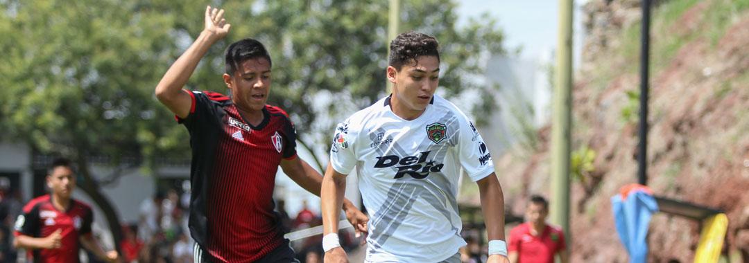 Atlas Empató Con FC Juárez.