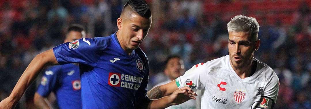 Necaxa y Cruz Azul sin Goles en el Arranque del Torneo