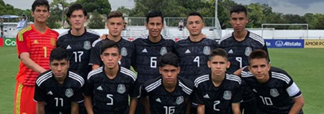 México Clasificó a Cuartos de Final