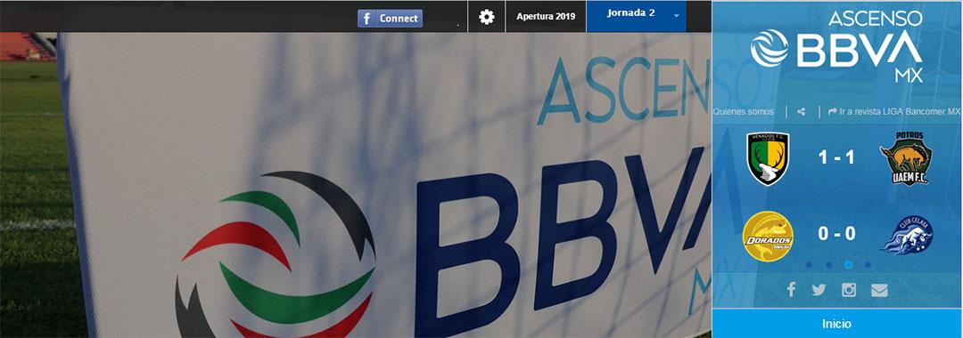 Revista Digital ASCENSO BBVA MX: Jornada 2.