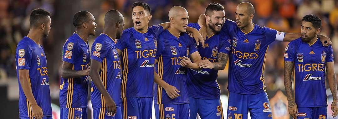 Tigres Accede la Gran Final de Leagues Cup