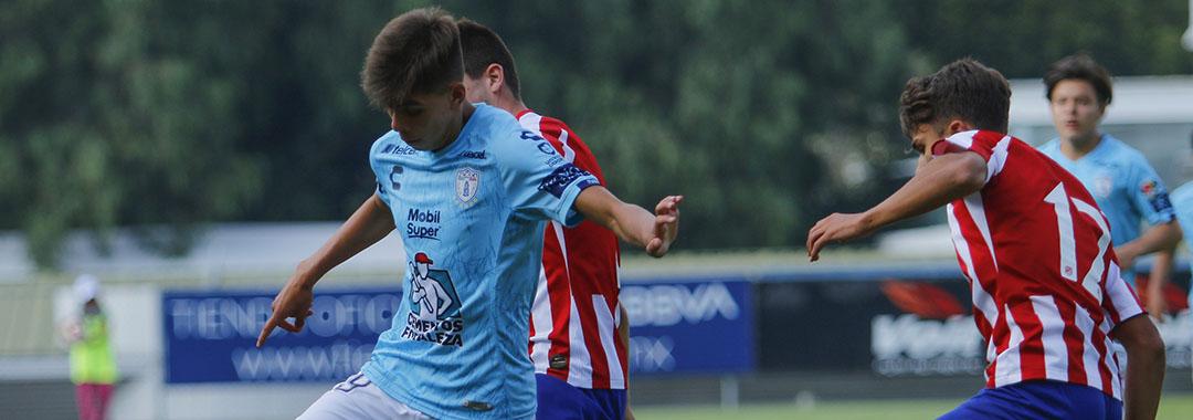 Pachuca y Atlético de Madrid se Volverán a Encontrar en el Azteca.