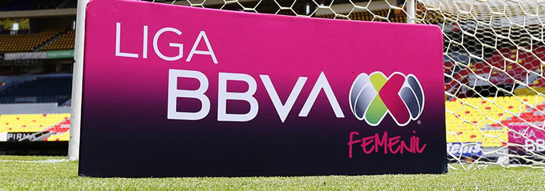 Balance de Medio Torneo. MEDIA KIT LIGA BBVA MX Femenil