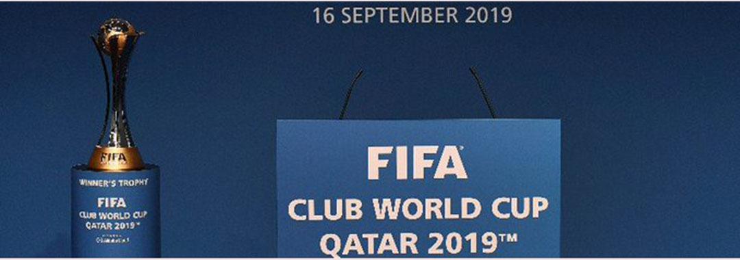 Sorteo Mundial de Clubes Qatar 2019