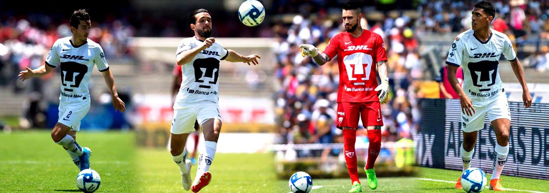 Pumas, la Mejor Defensiva del Apertura 2019