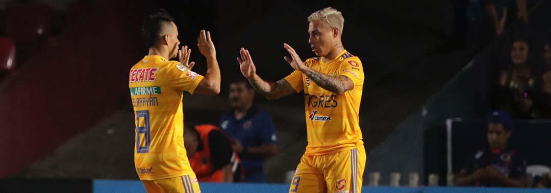 Tigres Ganó en Veracruz.