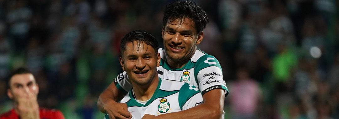Santos Derrotó a Chivas
