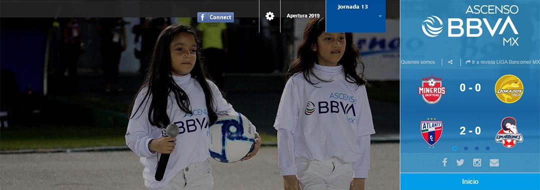 Revista Digital ASCENSO BBVA MX: Jornada 13.