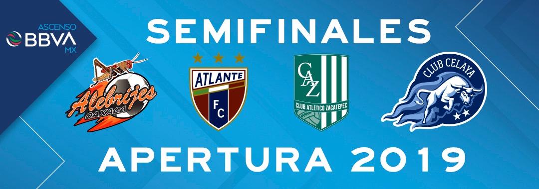 Fechas y Horarios Para Las Semifinales Del Apertura 2019.