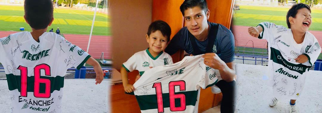 La Recompensa Del Pequeño Aficionado del Zacatepec