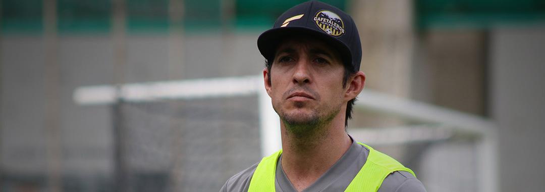 Diego de la Torre Fue Confirmado Como DT de Cafetaleros.