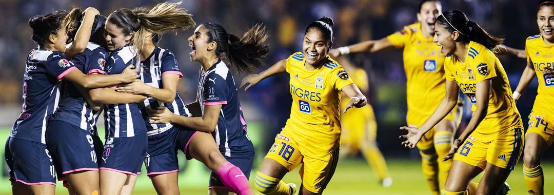 Cita con la Historia: Rayadas y Tigres en Busca del Campeonato