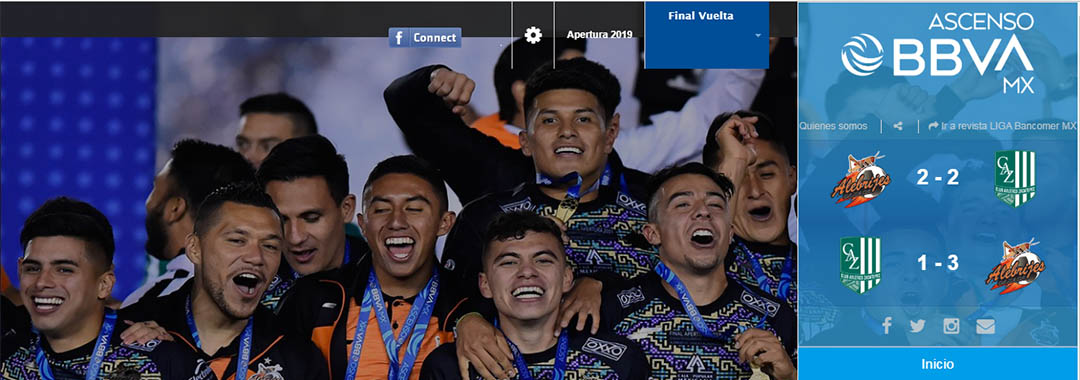 Revista Digital ASCENSO BBVA MX: Gran Final.