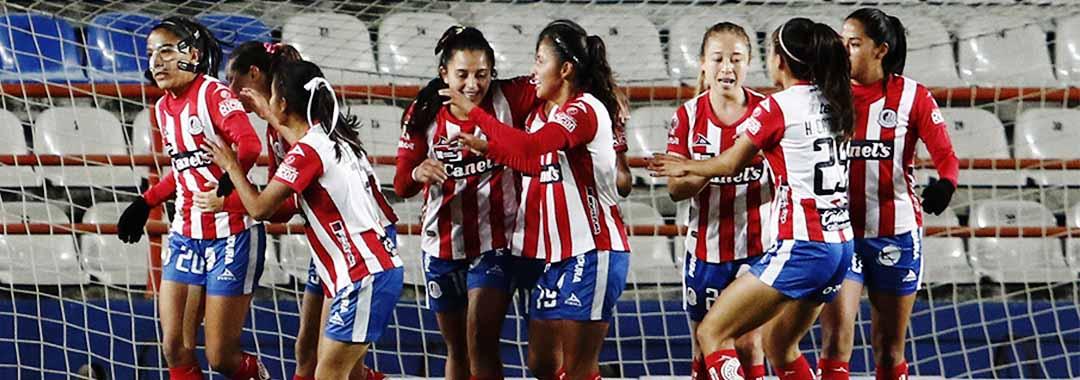 Atlético de San Luis Superó a Pachuca