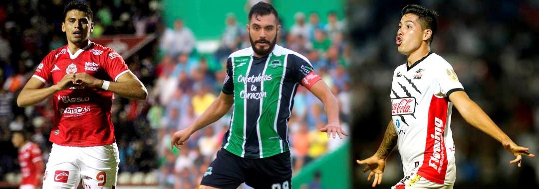 Ascenso, Cuna de Goleadores Mexicanos